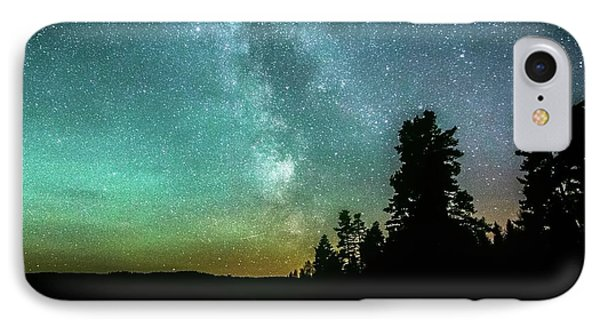 Night Sky IPhone Case by Rose-Marie Karlsen