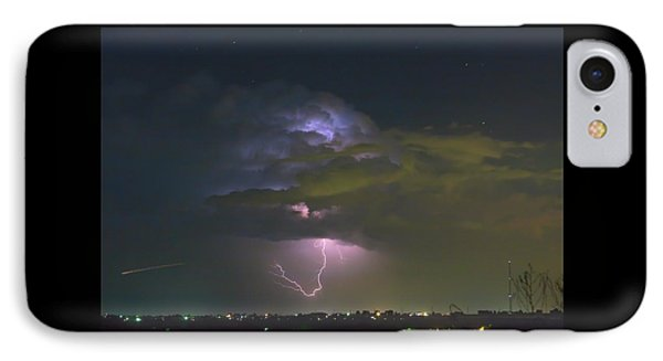 IPhone Case featuring the photograph Night Tripper by James BO Insogna