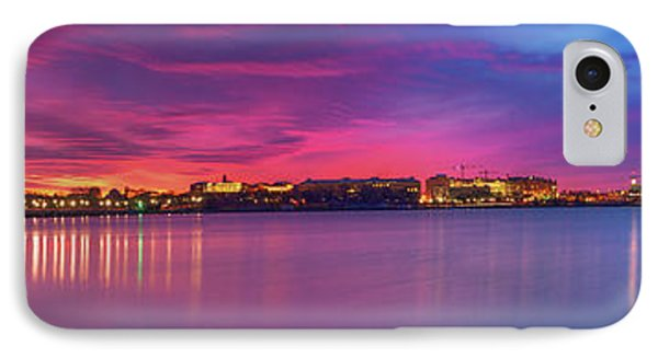 IPhone Case featuring the photograph Night Unto Day by Edward Kreis