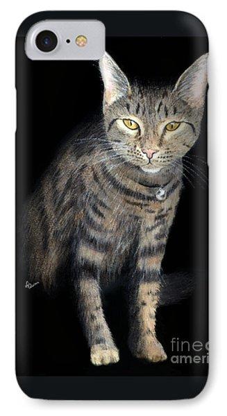 Night Vision Phone Case by Lynn Quinn