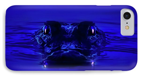 Night Watcher IPhone Case by Mark Andrew Thomas