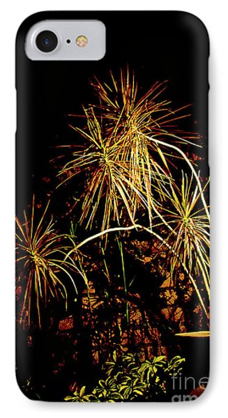 IPhone Case featuring the photograph Nightmares Are Made Of This by Al Bourassa