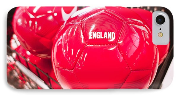Nike Balls IPhone Case by Tom Gowanlock