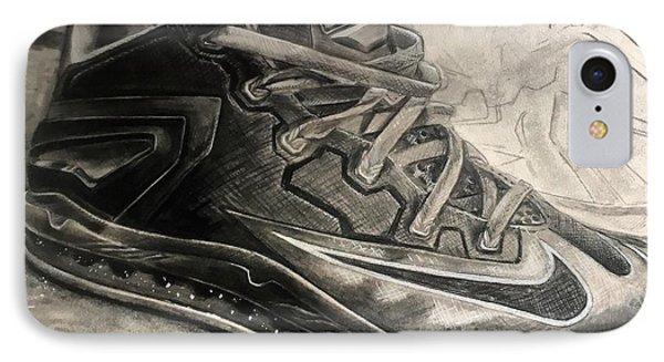 Nike Lebron 10 Low Volt Olive IPhone Case