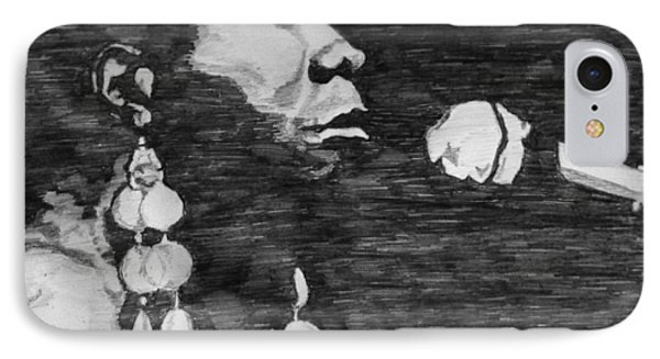 Nina Simone Phone Case by Rachel Natalie Rawlins