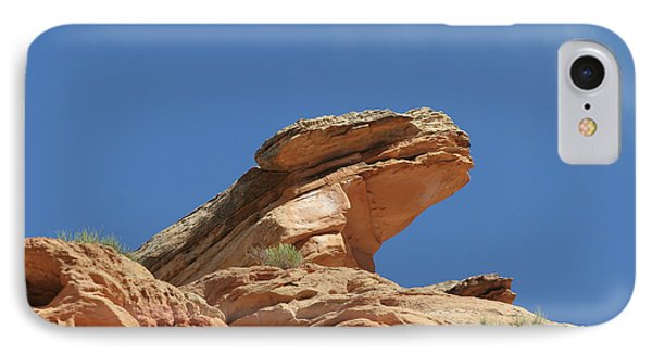 Nine Mile Canyon Utah  Phone Case by Christine Till