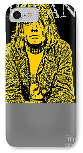 Nirvana No.07 Phone Case by Caio Caldas