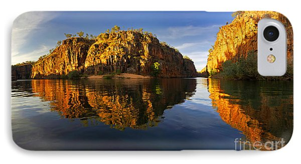 IPhone Case featuring the photograph Nitimiluk by Bill Robinson