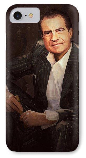 Nixon Relax IPhone Case by Nop Briex