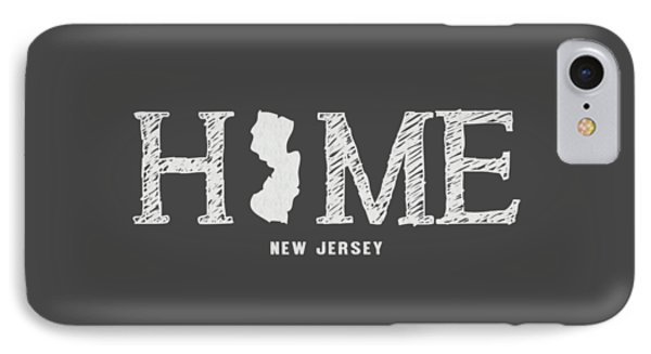Nj Home IPhone 7 Case by Nancy Ingersoll