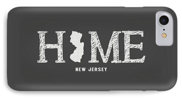Nj Home IPhone 7 Case by Nancy Ingersoll