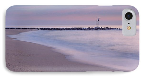 Nj Shore Jetty First Light IPhone Case