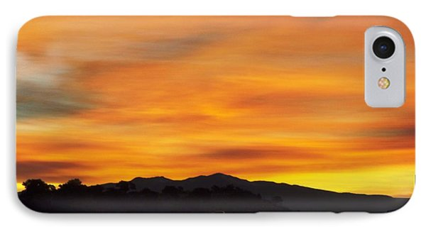 Nm Sunrise IPhone Case by Adam Cornelison