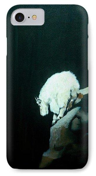 No Fear IPhone Case by Jean Yves Crispo