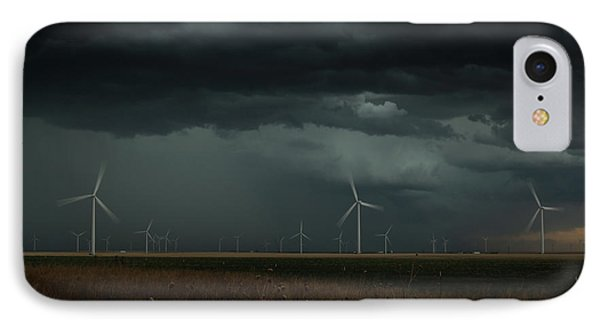 No Lack Of Energy IPhone Case by Brian Gustafson
