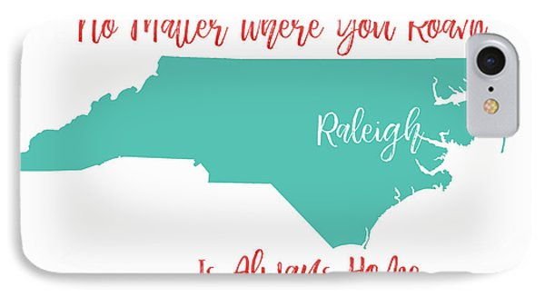 No Matter Where You Roam 3 IPhone Case by Paulette B Wright