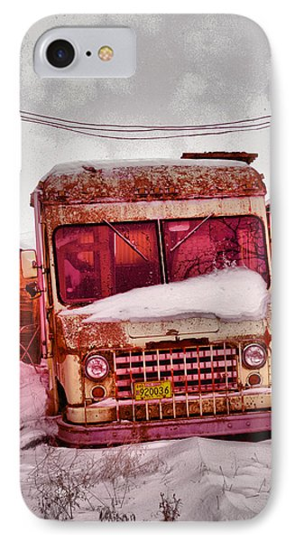 IPhone Case featuring the photograph No More Deliveries by Jeff Swan