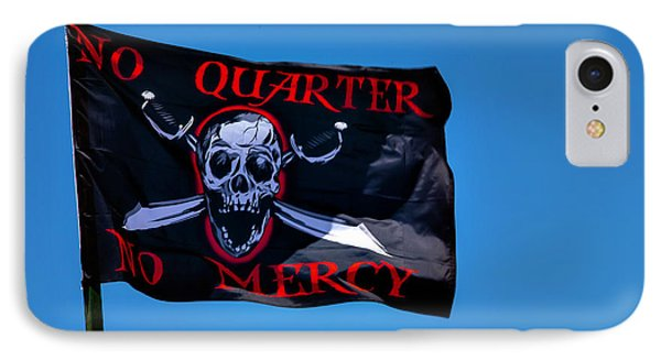 No Quarter No Mercy IPhone Case by Garry Gay