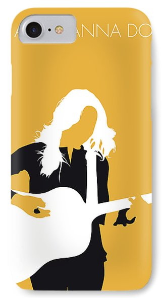 Crow iPhone 7 Case - No074 My Sheryl Crow Minimal Music Poster by Chungkong Art