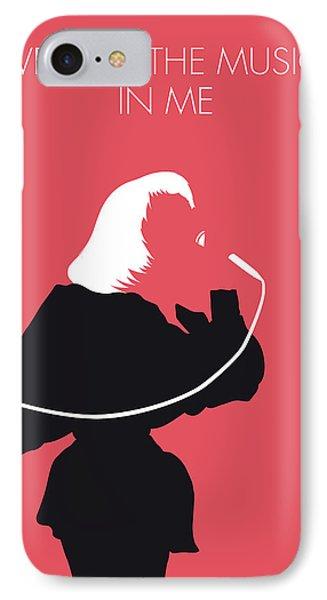 Elton John iPhone 7 Case - No092 My Kiki Dee Minimal Music Poster by Chungkong Art
