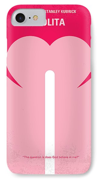 No109 My Lolita Movie Poster IPhone Case