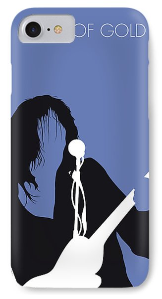No128 My Neil Young Minimal Music Poster IPhone 7 Case