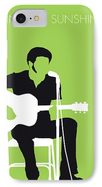 Rhythm And Blues iPhone 7 Case - No156 My Bill Withers Minimal Music Poster by Chungkong Art
