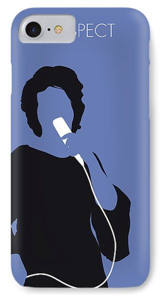 Rhythm And Blues iPhone 7 Case - No188 My Aretha Franklin Minimal Music Poster by Chungkong Art