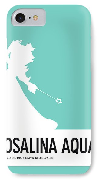 Daisy iPhone 7 Case - No39 My Minimal Color Code Poster Rosalina by Chungkong Art