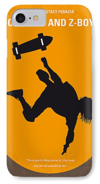 No450 My Dogtown And Z-boys Minimal Movie Poster IPhone Case by Chungkong Art