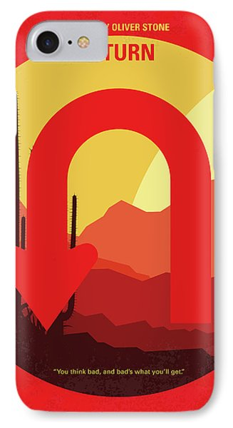 No745 My Uturn Minimal Movie Poster IPhone Case