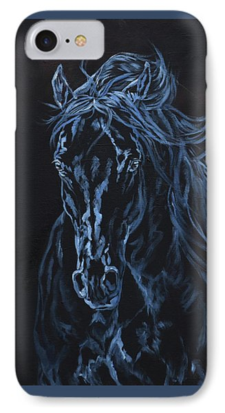 Nocturno Phone Case by Jana Goode