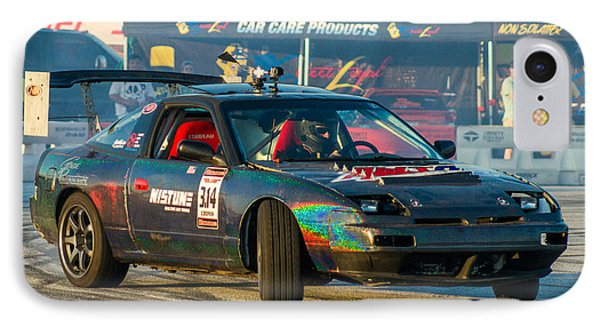 Nopi Drift 2 IPhone Case by Michael Sussman