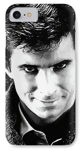Norman Bates IPhone Case
