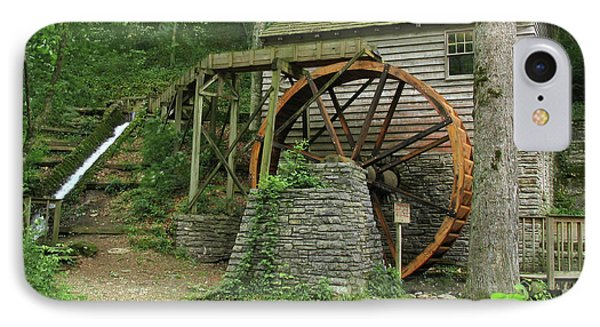 Rice Grist Mill II IPhone Case