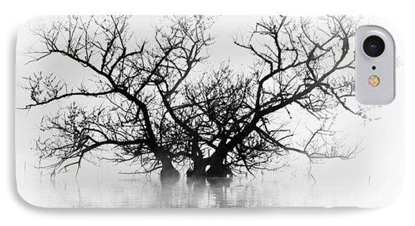 Norris Lake April 2015 5 IPhone Case by Douglas Stucky