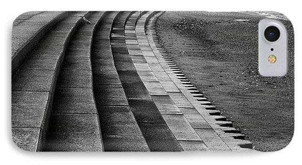 North Beach, Heacham, Norfolk, England Phone Case by John Edwards
