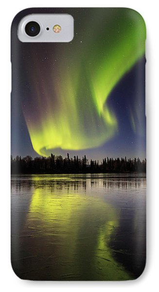 North Bound IPhone Case by Ed Boudreau