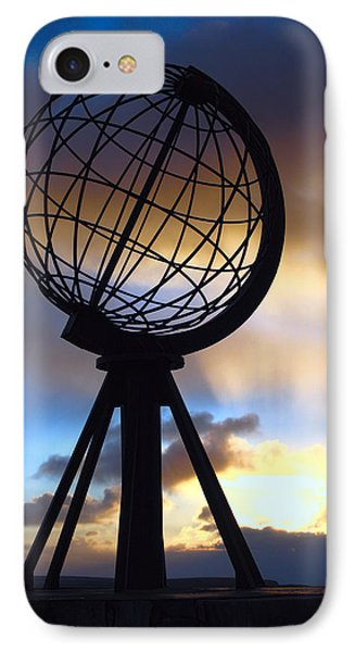 North Cape Norway - The End Of The World IPhone Case