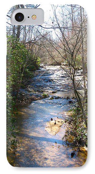 North Carolina Mountain Stream IPhone Case