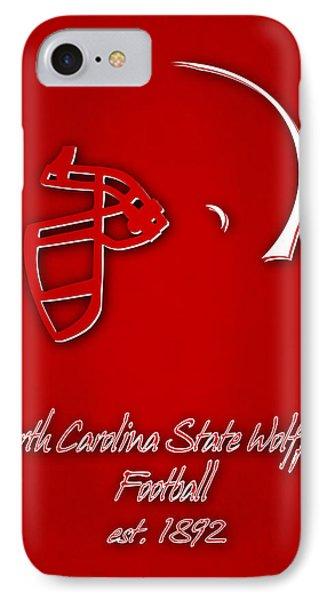 North Carolina State Wolfpack IPhone Case by Joe Hamilton