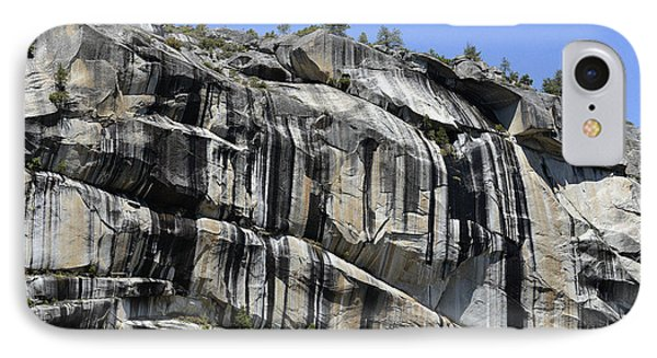 North Dome Granite From Mirror Lake IPhone Case