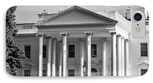 north facade of the White House Washington DC USA IPhone Case