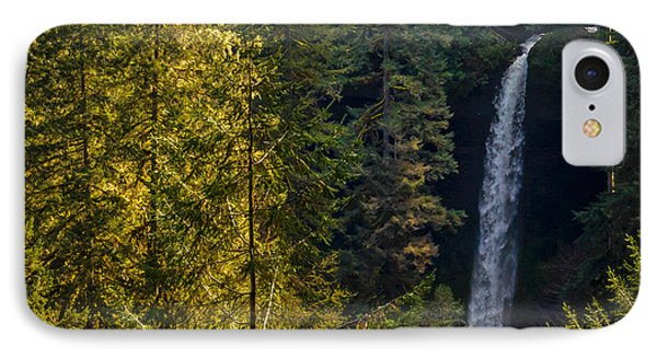 North Falls View IPhone Case by Jerry Cahill