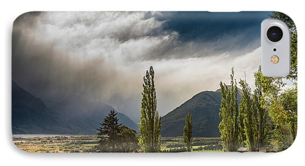 IPhone Case featuring the photograph North Of Glenorchy by Gary Eason