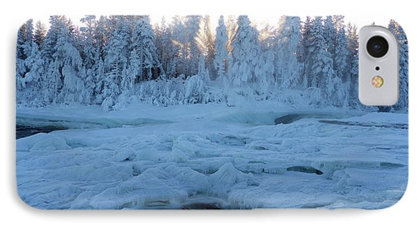 North Of Sweden IPhone Case by Tamara Sushko