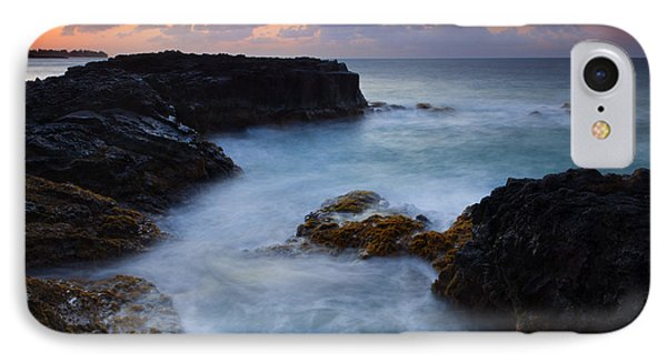 North Shore Tides IPhone Case by Mike  Dawson