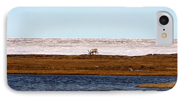 North Slope IPhone Case by Anthony Jones