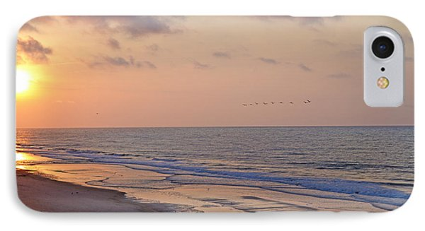 North Topsail Beach Glory IPhone Case by Betsy Knapp