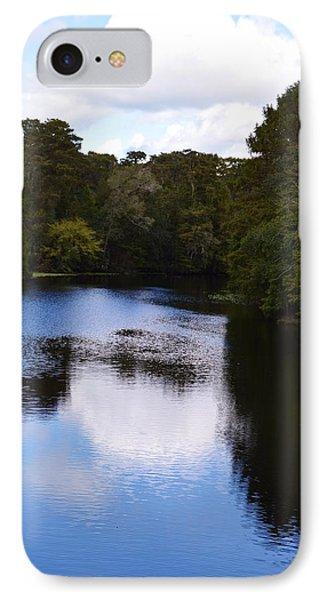 Northbound Portrait IPhone Case by Warren Thompson